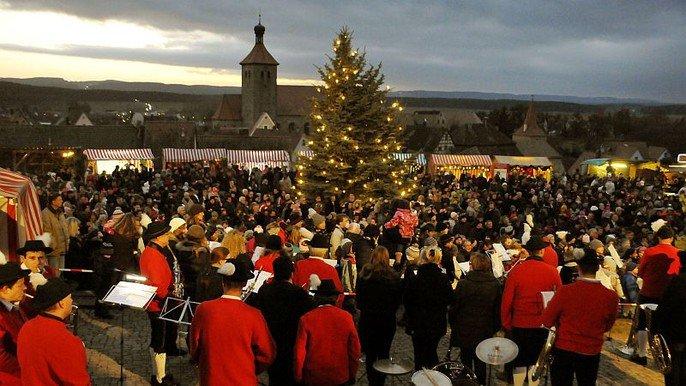 Weihnachtsmarkt Abenberg