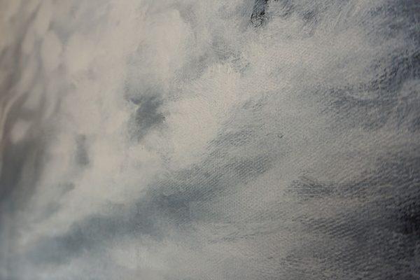 Wolke im Detail