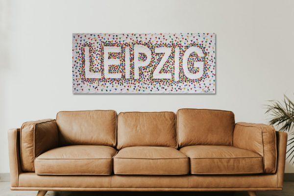 Leipzig Wohnzimmer